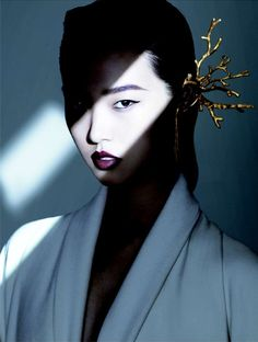 Numero China Dec 2014 - Tian Yi by Charles Guo