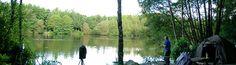 Brittany Carp Fishing Lake
