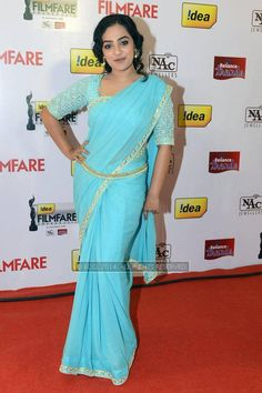 Nithya Menon during the 61st Idea Filmfare Awards South #Style #Kollywood #Tollywood #Fashion #Beauty #Mollywood