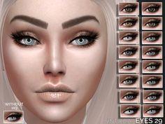 The Sims Resource: Sintiklia - Eyes 29 • Sims 4 Downloads