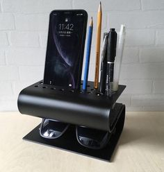iPhone StandCell Phone StandDesk OrganizerAndroid DockingPen HolderGift for - Samsung Phone Holder - Ideas of Samsung Phone Holder - iPhone StandCell Phone StandDesk OrganizerAndroid DockingPen HolderGift for Him Desk Phone Holder, Iphone Holder, Iphone Stand, Iphone Phone, Iphone S6 Plus, Mobile Stand, Newest Cell Phones, Ipad Stand, Welding Projects