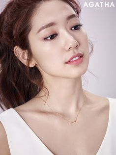 Park Shin Hye Agatha Paris Spring Summer 2016                                                                                                                                                      More