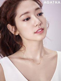 Park Shin Hye Agatha Paris Spring Summer 2016