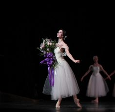 Polina Semionova, American Ballet Theatre, Giselle, June 17, 2014 | by notmydayjobphotography