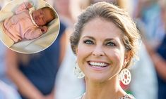 Hello!-It's been reported that Princess Madeleine chose the name Adrienne for her second daughter because her mother Queen Silvia likes the name and once considered it for her instead of Madeleine