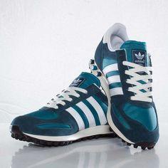 3213d6517bd Adidas Originals LA Trainer – Vivid Teal / Dark Petrol / Follow my SNEAKERS  Board!