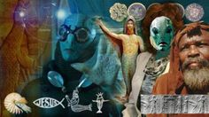 The Amazing History of the Dogon Tribe: Aryan Aliens in Ancient Africa 4