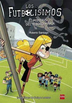 Los Futbolísimos van a jugar un partido de fútbol contra Los Justos, el equipo de un Centro de Menores que acaba de ser inaugurado en Sevilla la Chica. Pero lo que más les impresiona no es enfrentarse a un equipo formado por chicos y chicas de su edad que han cometido algún delito, sino la bandera pirata que ondea sobre el campo.