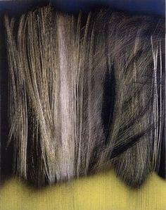 Hans Hartung – T1963-R2, 1963, 180 X 142 cm, VINYLIQUE sur TOILE