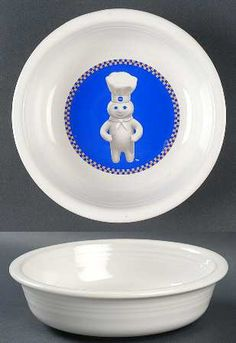 Pillsbury Doughboy Dishes
