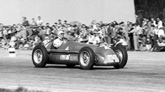 Alfa Romeo 158 - #2 - Nino Farina - 1950 Britain GP - winner Alfa Romeo's quite extraordinarily beautiful 158 - and its successor the 159 - date back to the very start of the F1 World Championship in 1950, which it delivered to Giuseppe Farina and would deliver in 1951 to Fangio, the first of his five titles.
