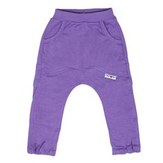Pantaloni ManyMonths Kangaroo cânepă si bumbac organic - Sheer Violet - HipHip.ro Violet, Kids Fashion, Sweatpants, Organic, Spring, Fit, Shape, Sweat Pants, Child Fashion