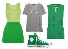 5 Toy Story-inspired outfits   Rex monochromatic fashion   [ http://di.sn/6002BI5Pn/ ]