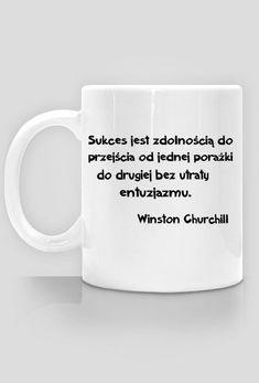 Kubek Do Kawy Winston Churchill Glassware Mugs Tableware