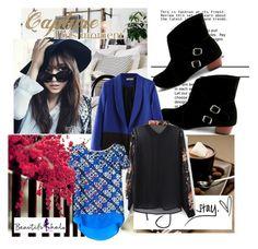 """beautifulhalo 39"" by ajsajunuzovic ❤ liked on Polyvore featuring moda e Shin Choi"