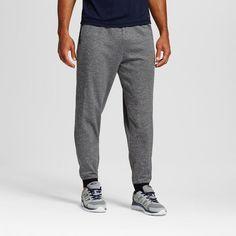 Men's Big & Tall Sizes Tech Fleece Jogger Sweatpants Dark Gray MT - C9 Champion, Size: M Tall, Charcoal Heather