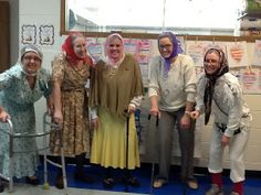 "Cute 100th Day activities! Crowns, centers, mystery hunts and dressing like you are ""100 years old!"" Fun!"