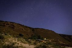 Full moon night sky // Red Bluff Australia / Chantae Was Here