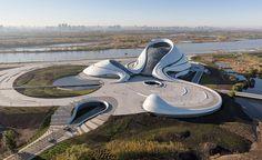 Casa de Ópera de Harbin, China - MAD Architects - foto: Adam Mørk