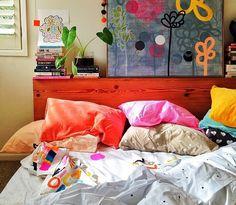 Beautiful Bedding. rachelcastleandthings
