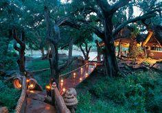 Tra gli alberghi e resort più suggestivi al mondo, in Sud Africa, il Makalali Private Game Reserve, a Limpopo Province.
