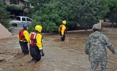 Flood Search and Rescue (SAR) Management