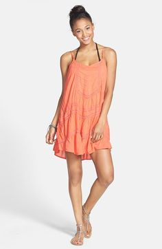super cute slip dress