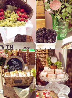 vintage french baby shower | French Bistro Baby Shower - Pretty My Party