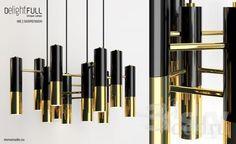 Download Delightfull - Ike Suspension light free 3D model for printing