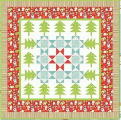 Free pattern day:  Christmas part 1