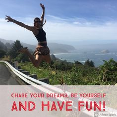 Chase Your Dreams, Dreaming Of You, Me Quotes, Have Fun, Ego Quotes