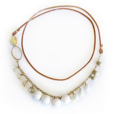 Hardy Street Necklace by Amy DiGregorio