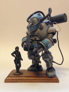 Custom Robot Mechs Pinterest Robot Toy And Sci Fi