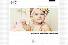 NIC Semi-Custom Site Design ... by Your Marketing BFF  http://nic-demo.yourmarketingbff.com/