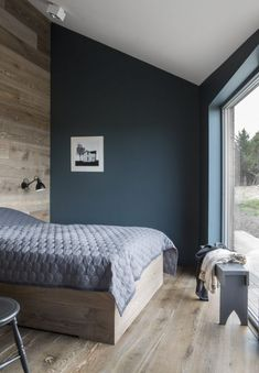 Bra färger till sovrummet - Boya Fikirleri - Lilly is Love House Of Philia, Blue Bedroom, Master Bedroom, Teenage Girl Bedrooms, Deco Blue, Hallway Decorating, Bedroom Inspo, Home Staging, Colorful Interiors