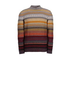 Polo neck Men - Jumpers Men on Missoni Online Store - Autumn Winter 2013/14.