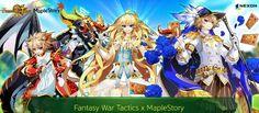 Fantasy War Tactics recibe una nueva actualización de MapleStory