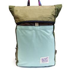 Knapp Sacks by Buck Products Rolltop backpack roll top backpack c60bf17977ed2