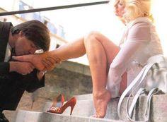 coisa de mulher...entre outras coisas...: Loucos por pés...Parte II...