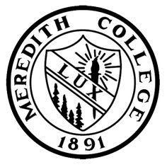 Meredith College  www.meredith.edu  #Lux