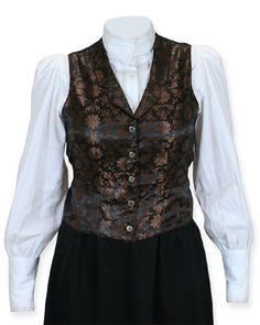Lilibeth Ladies Vest - Copper
