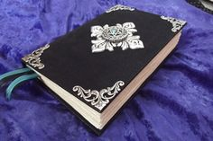 Lillte blank spell book /Potion Book/ Diary/ Book of shadows/ / journal / / Cert #142 by CustomHandMadeBooks on Etsy