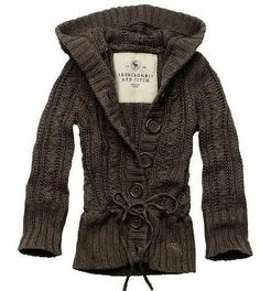 Abercrombie Fitch Sweater Allison Brown