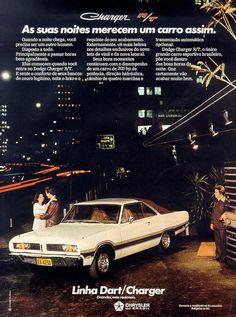 Dodge Charger R/T (1978) - Chrysler Brasil