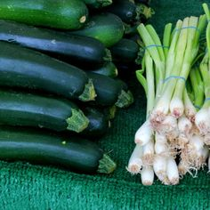 Day 3 of our Farmer's Market series. Green onion is a necessity. #UncontainedLife #FarmersMarket #FarmToTable #ShopLocal #LocalBusiness #LocalFood