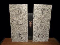 Puertas Alquímicas, Alchemical doors.  Efrain Romero Art