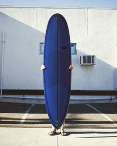 Surfboard by almondsurfboards
