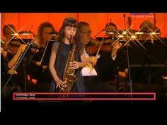 Софья Тюрина финал конкурса альт саксофон