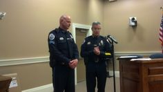 Chief Doyle speaks about SRO Murray and his years of service