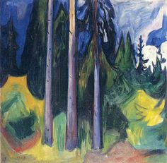 Il paesaggio dell'anima: il nord attraverso gli occhi di Edvard Munch – La sottile linea d'ombra